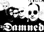 The Damned with 45 Grave