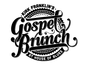 Kirk Franklin's Gospel Brunch at House of Blues (Orlando) 1pm