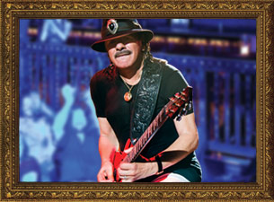 An Intimate Evening with SANTANA Greatest Hits Live
