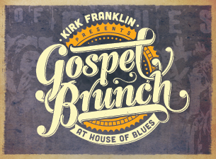 Kirk Franklin's Gospel Brunch at House of Blues (New Orleans)
