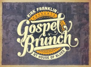 Kirk Franklin's Gospel Brunch at House of Blues (San Diego)