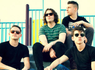 Pegstar.net & HOB Present: Arctic Monkeys with Mini Mansions