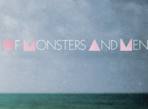 Pegstar.net & HOB present Of Monsters and Men with Half Moon Run