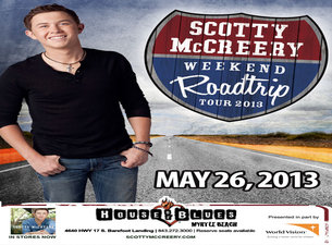 Scotty McCreery with Sarah Darling