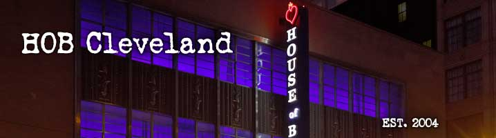 House of Blues : Cleveland